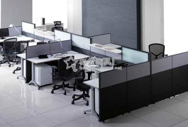 员工办公桌图片
