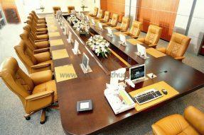 实木会议桌-37