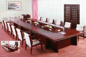 实木会议桌-34