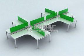 屏风办公桌-01