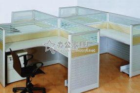 屏风办公桌-12