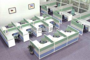 屏风办公桌-10