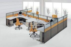 屏风办公桌-15