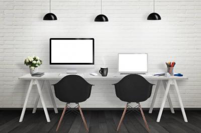 小资办公桌 四种不同风格